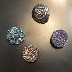 SNAPS for Necklace,  ring, bracelet   or earrings
